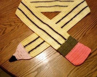 The ORIGINAL pencil scarf - small size