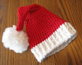 Santa Hat Christmas Elf Hat Photography Prop
