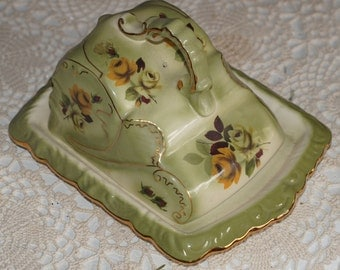 Imperial Antique Cheese Keeper