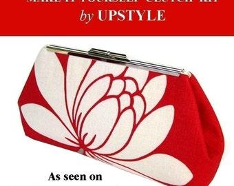 Modern Clutch Purse Kit - As Seen on The Martha Stewart Show