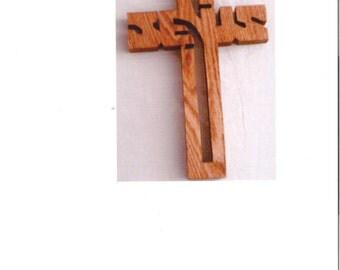 Wooden Jesus Cross
