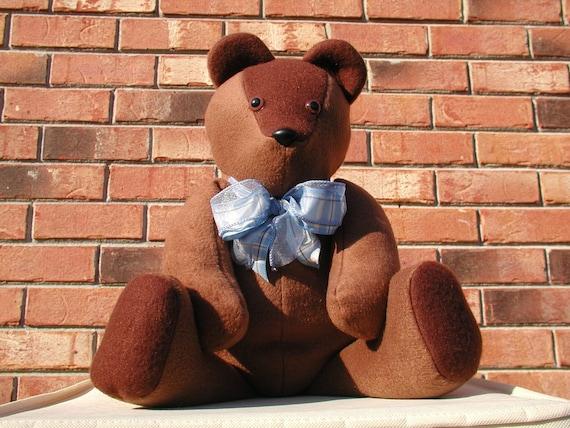 Brown Beary Q