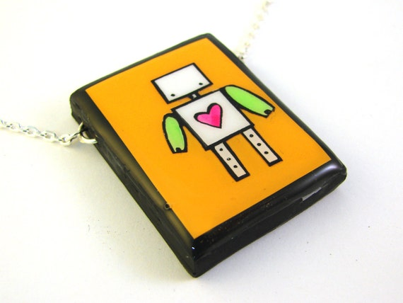 LoveBot Necklace
