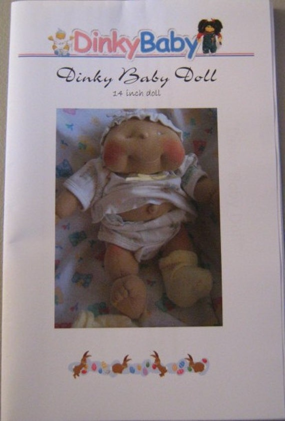 Dinky Baby doll  Pattern