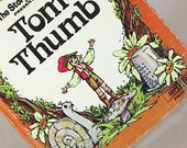 Vintage Tom Thumb an Illustrated Children's Book for Superscope