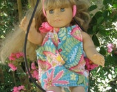 add on with purchase charge for doll pillowcase  dress