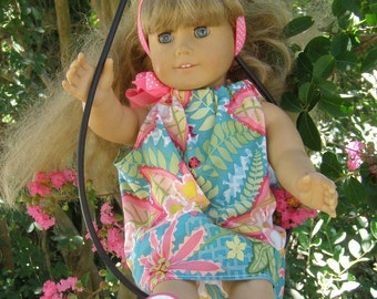 PLAIN doll pillowcase  on with purchase charge for doll pillowcase  dress American Girl Doll