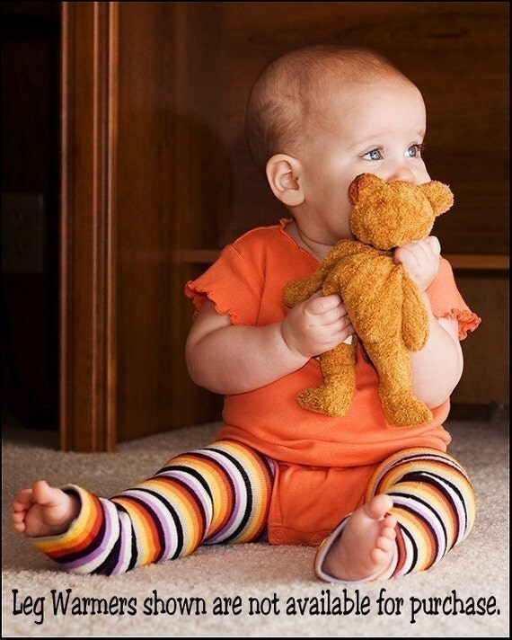 Crawler Covers Sale--Choose ANY 3 Pairs of Baby Leg Warmers--PLUS RECEIVE AN ADDITIONAL FREE PAIR FOR A LIMITED TIME ONLY