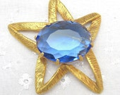 Star Brooch Chunky Van S Authentic Star Pin Pendant P2015