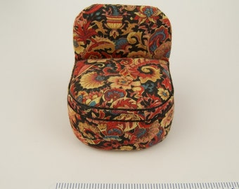 SALE WAS 20 Upholstered Doll House Slipper Chair