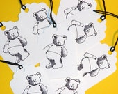 Set of 8 Little Friend Gift Tags