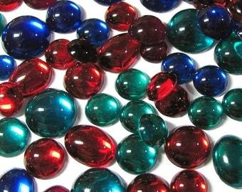 Cabochon Sparkle Packs Carnival Colors