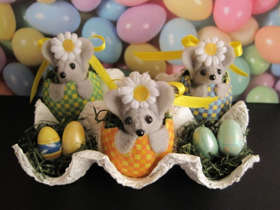 Easter Egg Mice