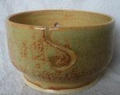 chatter yarn bowl