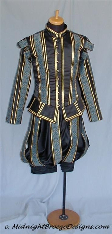 Elizabethan clothes