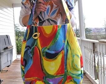 CELEBRATION of SPRING - Large Sholder Bag