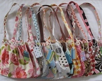 Wholesale Lot of 12 - Her First Mod Purses for boutiques or party favors