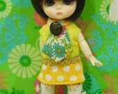 SALE - Mod Baby dress -B  for Lati Yellow, Pukifee