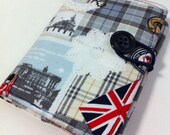 London olympics passport wallet - limited edition - romantic Britain