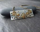 Grandma's Garden Necklace