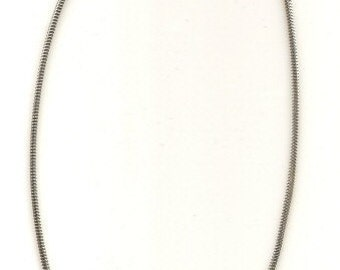 19 inch Sterling Silver 3mm Snake Chain Necklace
