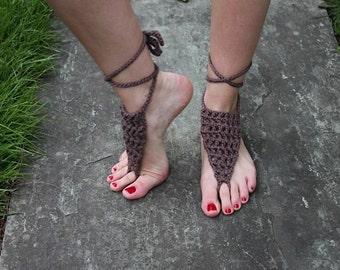 Barefoot Sandals, Organic Cotton, 21 Colors