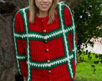 The Holiday, One of a Kind Cardigan, Medium