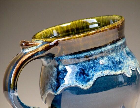 Travel Mug Dark Blue