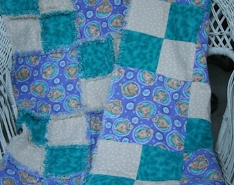 Sweet Kitty Quilt
