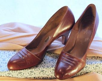 1950s Treasure: Vitality High Heels