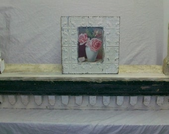 Shelf Architectural Salvage Gingerbread  From a Reclaimed Victorian Porch S8108