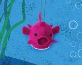 Zooguu Fugu Plush - Ornament - Customize It