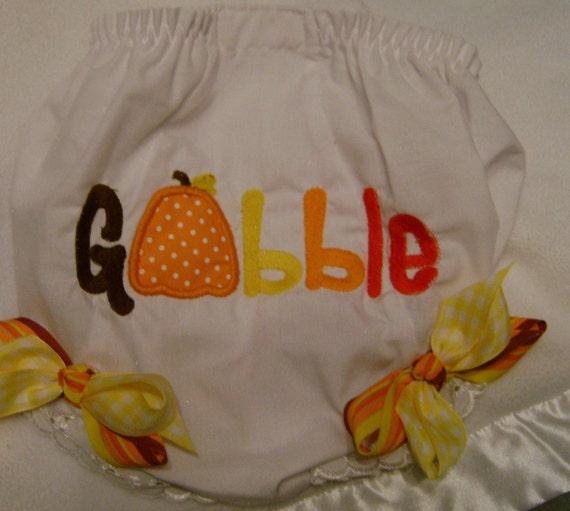 Gobble  Diaper Cover