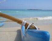 Blue Canoe 11 x 14 Fine Art Photographic Print