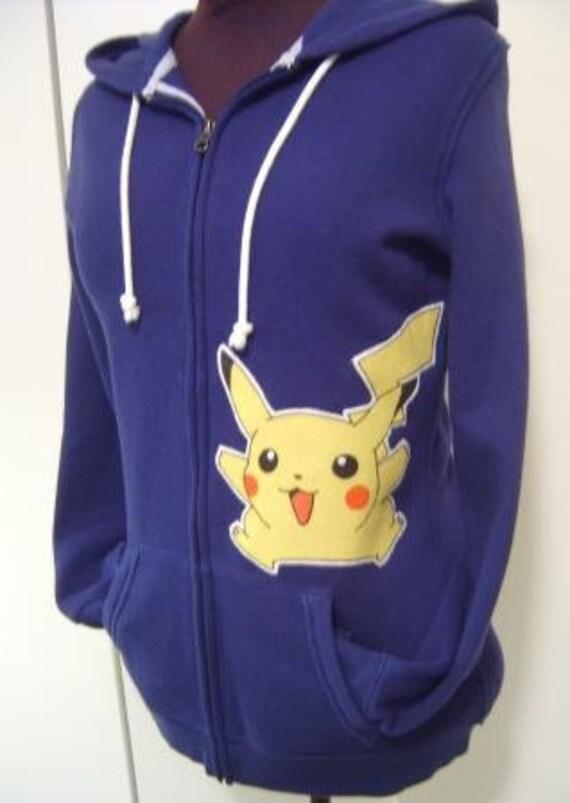 Ultimate Pikachu Pokemon Hoodie Jacket
