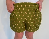 SALE - Spotty Shorts