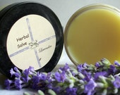 Lavender, Fragrant Herbal Salve, 1.8 oz.