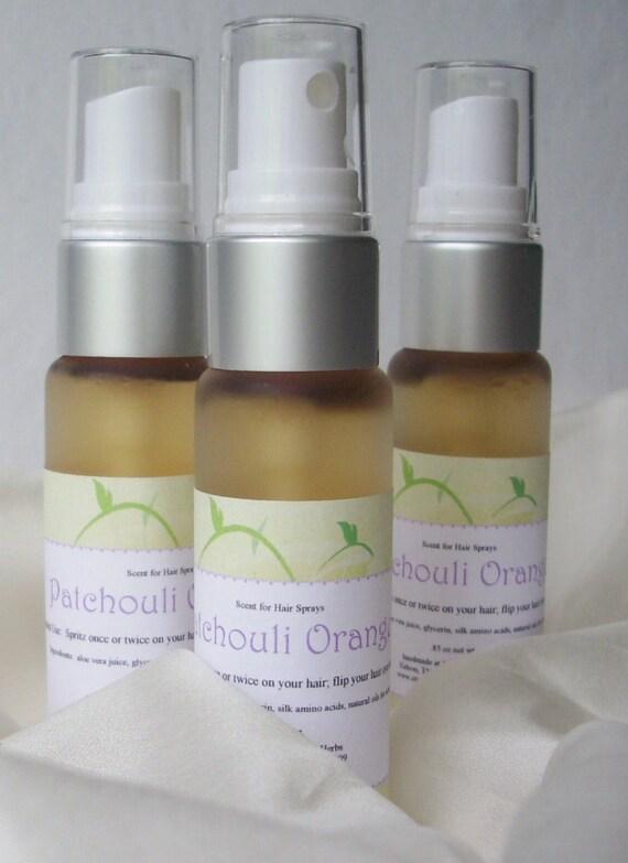 Scent for Hair Spray, Patchouli Orange