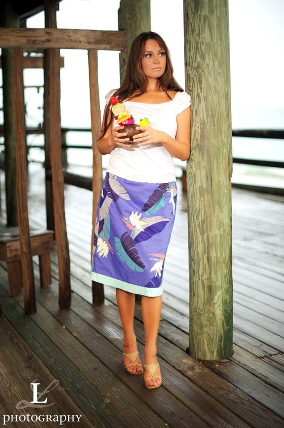 cruise wear  skirt