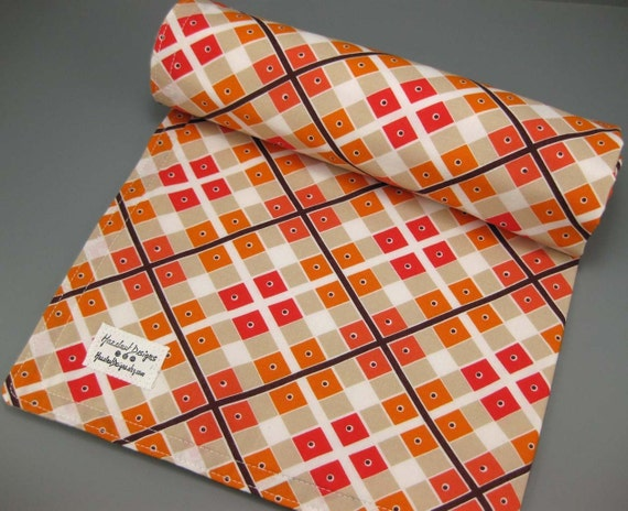 Security Blankie or Changing Mat - Katie Jump Rope by Denyse Schmidt