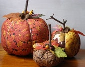 Country Pumpkin Fall Decorations