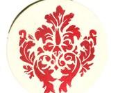 Damask Coasters