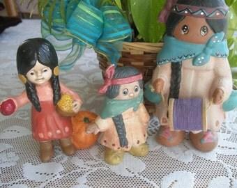 Native American Indian Girls