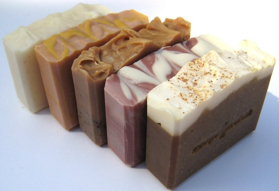 Pick 4 Soaps Your Choice and Save