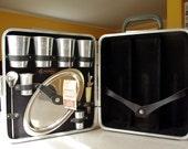 vintage portable TRAV-L-BAR with case