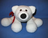 Amigurumi Flurry the Polar Bear Crochet Pattern - Save the Polar Bear