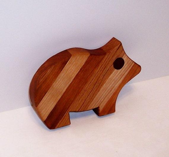Mini PIG Cutting Board