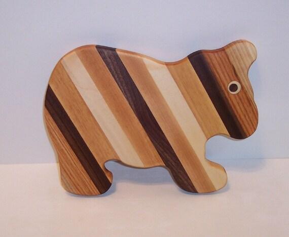 BEAR Cheese Cutting Board