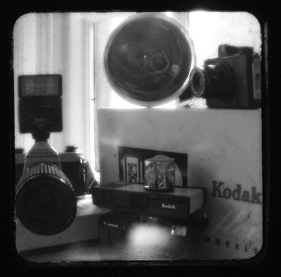 My Favorite Things 2 - 8x8 Original TTV Fine Art Photograph
