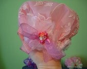 Shades of Pink Shower Cap